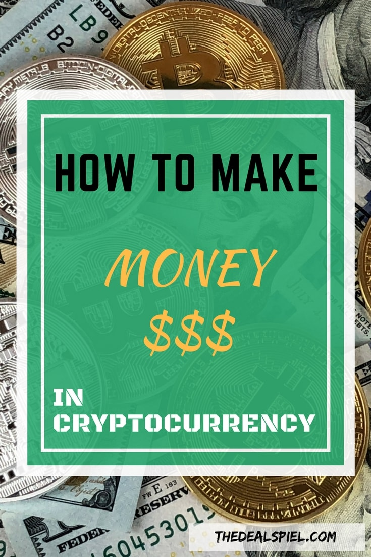 HOW TO MAKE MONEY – CRYPTOCURRENCY FOR BEGINNERS
