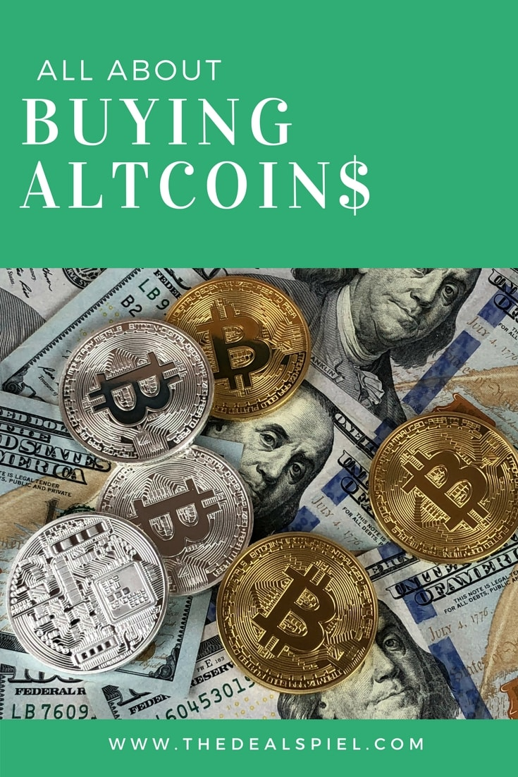 BUYING ALTCOINS