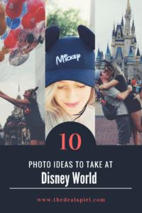 10 photo ideas to take at Disney World