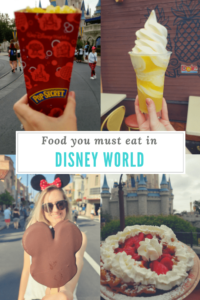 Food you must eat in Diney World