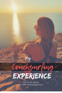My couchsurfing experience