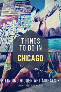 THINGS TO DO IN CHICAGO FINDING HIDDEN ART MURALS