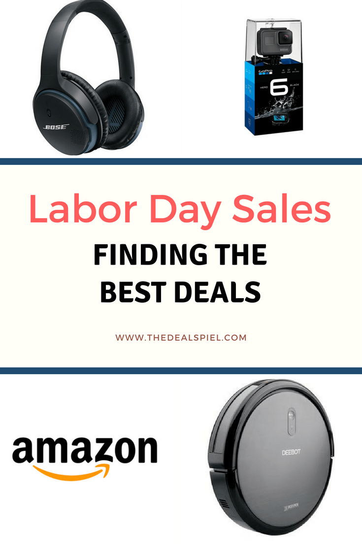 Holiday Sales – Finding the Best Deals on Amazon