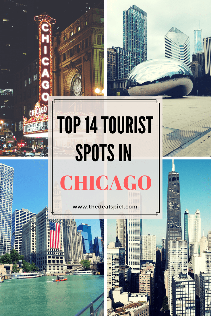 Top 14 Tourist Spots in Chicago
